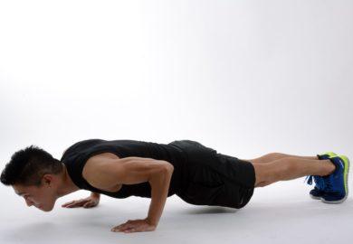Grupy mięśni do trenowania